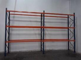 Pallet racking, Industrial warehouse racking, Pss, Heavy Duty, £216.00 + vat