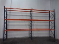 Pallet racking, Industrial warehouse racking, Pss, Heavy Duty, £216.00 + vat