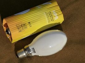 Venture HPSE.70W/IG/E27 70W High Pressure Sodium Lamps, lot of 2