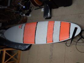 Torq 7'6 Mod Fun Surfboard
