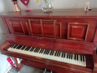 Free Piano - F. Arnsby Upright