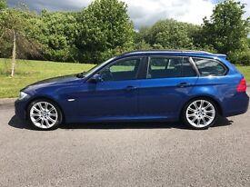 BMW 320I M SPORT E91 Touring AUTO