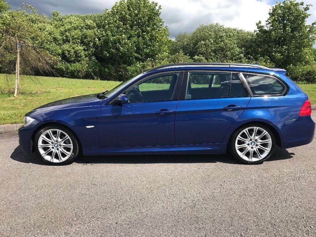 bmw 320i m sport e91 touring auto in carmarthenshire. Black Bedroom Furniture Sets. Home Design Ideas
