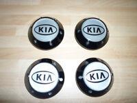 kia alloy wheel centre caps.