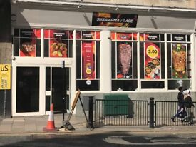 HOT FOOD TAKEAWAY/FULLY LICENSED/BUSINESS FOR SALE/ RESTAURANT/CAFE/ NEWCASTLE CITY CENTRE