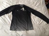 Adidas Referee Shirt Long Sleeved Small Brand New Tags
