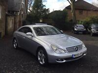 MERCEDES-BENZ CLS 500 [EVERY CONCEIVABLE OPTION / GREAT HISTORY / MOT FEB 2018]
