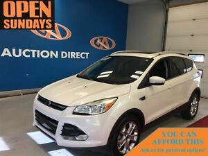 2014 Ford Escape Titanium SUNROOF! NAVIGATION! FINANCE NOW!