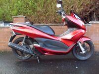 ** Honda PCX 125 Scooter **