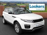 Land Rover Range Rover Evoque TD4 SE TECH (white) 2017-01-09