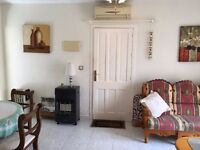 FULLY FURNISHED 2 BED & 1 BATH WITH SOLARIUM IN EL CHAPARRAL, LA SIESTA, TORREVEIJA, SPAIN