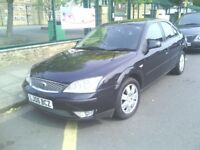 FORD MONDEO AUTOMATIC LONG MOT PX WELCOME