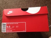 Air max 97 OG trainers size 8.5