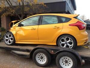 PARTING OUT: 2013 Ford Focus ST London Ontario image 5