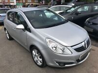 2009/59 VAUXHALL CORSA 1.4 16v DESIGN AUTOMATIC 5 DOOR, SUPERB MODERN LOOKING SMALL AUTOMATIC
