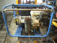Honda Powered 2.5KVA generator