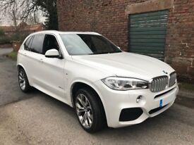BMW X5 3.0 40d M Sport Steptronic xDrive 5dr (start/stop) FINANCE