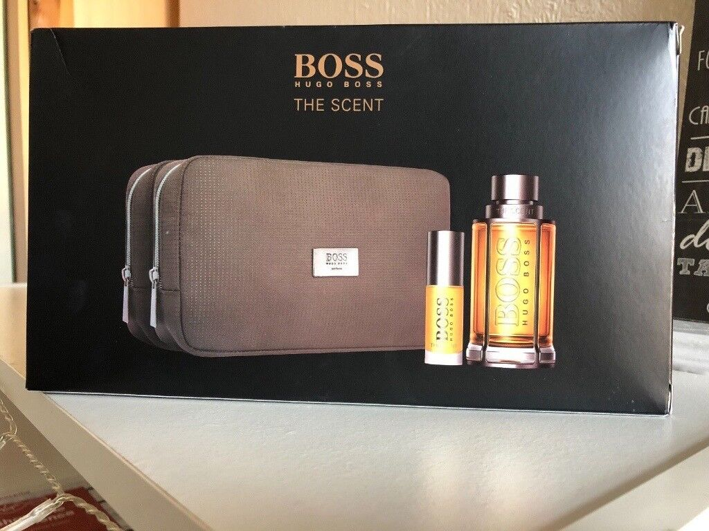 Hugo Boss - The Scent Men s Gift Set  cebb5de6b83d3