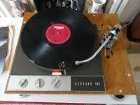 Vintage garrard 401 turntable with SME tonearm 3009 Mint Condition Must be seen