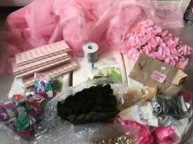 Wedding decorations/bundle/job lot, all brand new