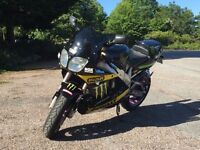 Yamaha YZF750R superbike streetfight bomber supermotor