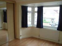 Newly refurbished very large 3/4 bed semi detached house with drive.