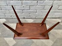 Vintage Retro Coffee Table Wooden #716