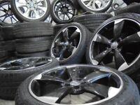 18inch GENUINE ROTOR ARM s line s3 alloys wheels audi bora a3 5x100 mk4 golf bbs seat vw tt beetle