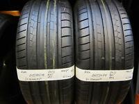 R60 2X 245/50/18 100Y DUNLOP SP SPORT MAXX GT RFT DSST 2X6,5MM TREAD
