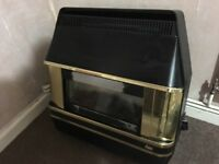 Valor Gas Heater Three Double Burners Low Medium Or High