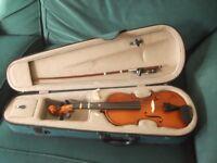 Violin - Half Inch Antonia Hornby Skewes & Company