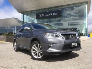 2015 Lexus RX 350 Sportdesign AWD Back Up Cam Bluetooth Sunroof
