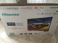 Hisense 50 inch 4k tv model number 50m3300