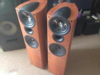 Kef Q5 Floorstanding Hifi AV Speakers