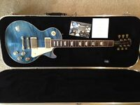 Gibson 2015 Les Paul Traditional in Ocean Blue