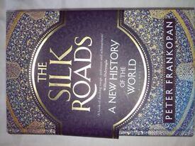 The Silk Roads by Peter Frankopan ... NEW