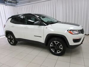 2017 Jeep Compass TEST DRIVE THIS BEAUTY TODAY!!! TRAILHAWK TRAI