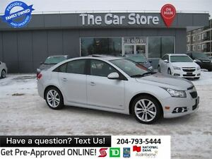 2012 Chevrolet Cruze LT RS- YES ONLY 3950KMS!! SUNROOF BLUETOOTH