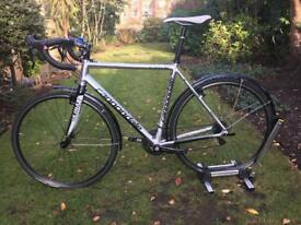 Cannondale CAADX shimano 105 road bike