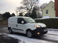 2015 NEWEST SHAPE FIAT DOBLO 1.3 jtd multi jet 90hp IMMACULATE VAN