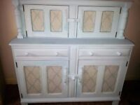 LUSH SHABBY CHIC ERCOL DRESSER INCLUDES FREE DELIVERY.