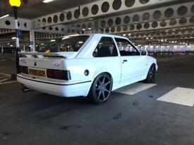SWAPS? Escort Rs Turbo RESTORED & REBUILT! Low mileage, Skyline,Evo,Sti,st,vxr,m3,Range,rs