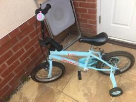 Toddler bike like new