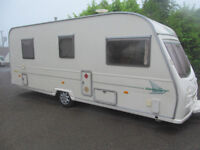 2003 AVONDALE DART 6 BERTH GOOD CONDITION WITH AWNING CRIS REGISTERED