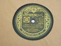 Deanna Durbin- One fine Day, Brunswick 0147-A, 12in 78rpm