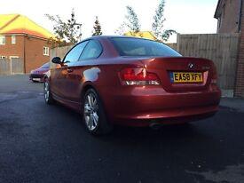 BMW 120D 65,000 miles plus 12 months MOT