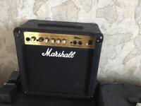 Marshall mx15cd Guitar amp Amplifier