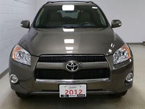 2012 Toyota RAV4 Limited with Navigation Kitchener / Waterloo Kitchener Area image 4