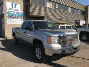 2013 GMC SIERRA 2500HD SLE Extended Cab Long Box 4X4 Gas