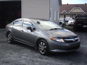 2012 Honda Berline Civic DX